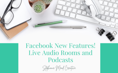 Facebook Live Audio Rooms and Podcasts 2021